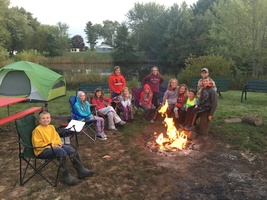 Sixth Grade 2017 Survival Camp