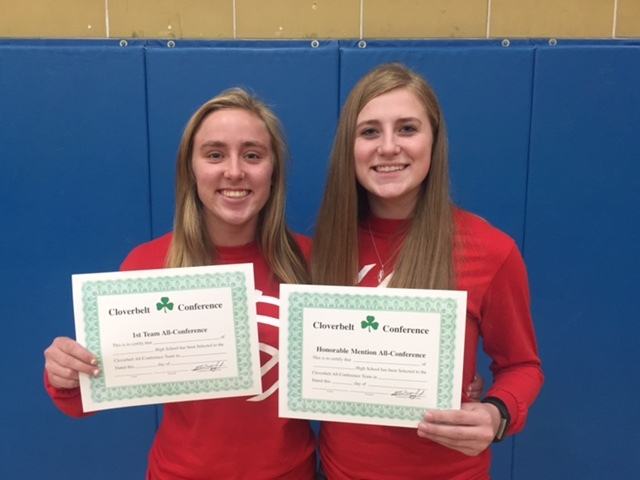 Volleyball All-Conference Awards