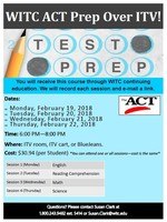 ACT Prep Offered