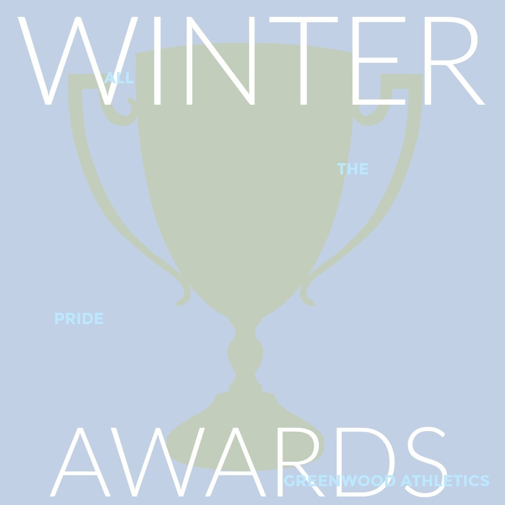 Winter Athletic Awards - UPDATE