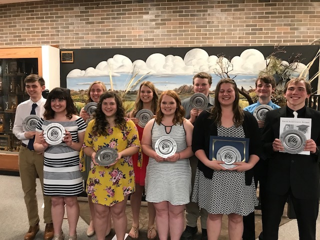 Marshfield Elks Youth Achievement Awards 2018