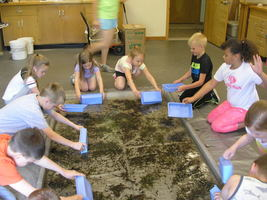Students Visit Beaver Creek Reserve