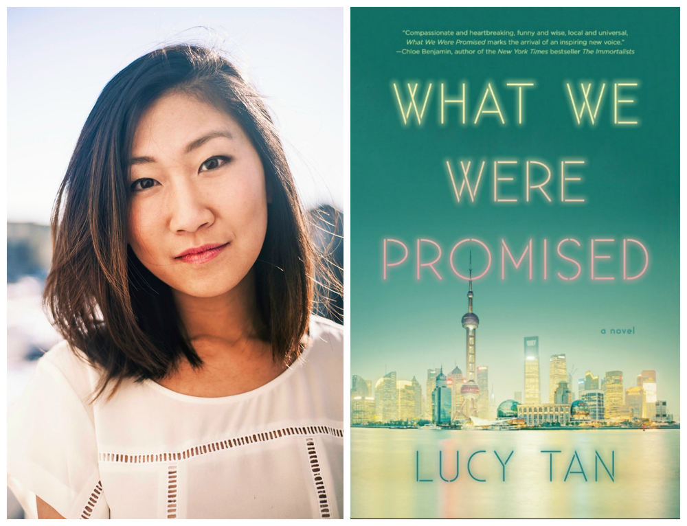 Author Lucy Tan to visit Greenwood