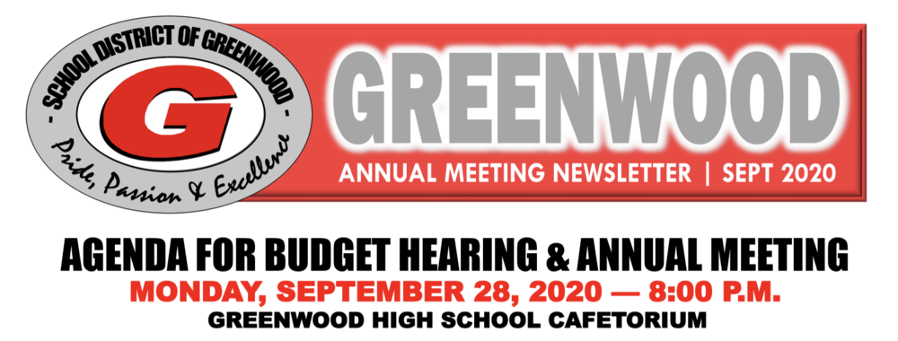 2020 Greenwood Annual Meeting