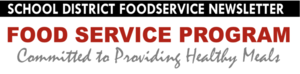 Food Service Program Application