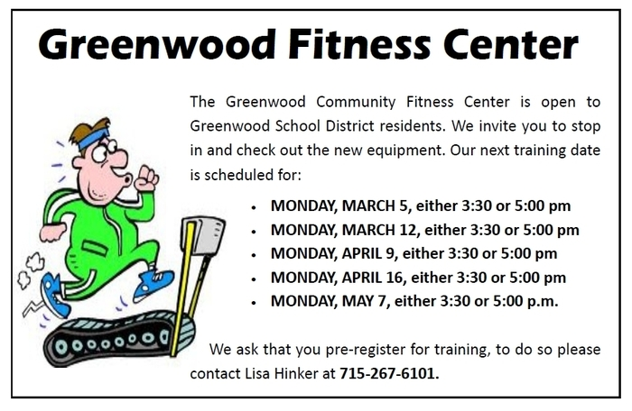 Fitness Center Training Spring