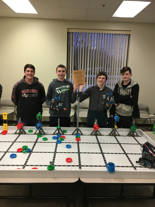 VEX Robotics team